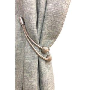 Curtain Fibbie stile dell'Europa magnete Tende Tieback Cornicioni Magnetic Curtain Accessori Home Decor Altro