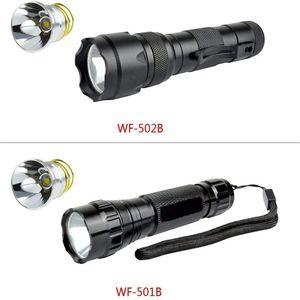 370 Lumens 1-Mode CREE XP-G R5 LED 6500-7000K dépose dans les ampoules de remplacement torche de poche du module (3.6-18V)