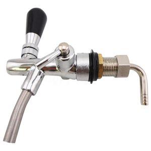 Adjustable Draft Beer Faucet With Flow Controller For Keg Tap Homebrew Dispenser-Dropship