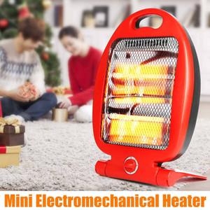 220V 800W calefactores eléctricos portátiles ajustable Mini Microelectrónica invierno caliente del calentador Mini electromecánico calentador para el hogar