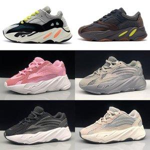 New Kids Chaussures de course Kanye West 700 jeunes coureur de vague Sply 700 BASKETBALL Sport Chaussures enfants Chaussures Casual Chaussures enfant taille 28-35