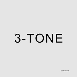 3-Tone Livraison gratuite couleur Lentilles de contact cosmétiques lentille boîte lunettes Package Avant même que
