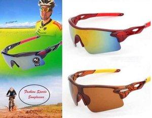 Gafas de sol a prueba de explosiones Hombres Seguridad Deportes al aire libre Ciclismo Bicicleta Bicicleta Montar Pesca Sunglass Night Vision Gafas Gafas de sol Gafas de sol