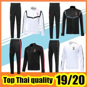 2019 2020 erwachsene Fußballjersey-Jacke Anzug survêtement 19 20 Fußballjacke Sportbekleidung
