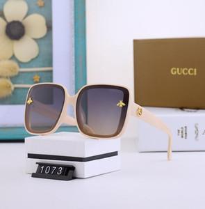 Neue Sonnenbrille Spiegelt Sonnenbrille gafas de sol Sonnenbrille Wege Ellipse Kasten-Sonnenbrille Männer Frauen Sonnenbrille Farbe