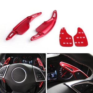 Areyourshop Car Steering Wheel Shift Paddle Shifter Extension For Chevrolet Camaro 2016 -2018 R Usa Car Accessories Parts