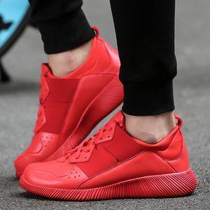 2020 Nuevos Zapatos Especialmente estilo mujeres de los hombres zapatillas de deporte casuales de la nieve Negro Blanco hombre de la manera mujeres caminando tamaño 39-44 Zapatos de la zapatilla
