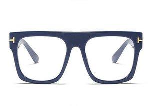Ford Üst Büyük Gözlük Yeni Moda Marka Tom Güneş Gözlüğü Için Erika Kadın Erkek Kutusu Yeni Sun 709 Orijinal Tasarımcı Qualtiy Ohnls ile Tom Tom