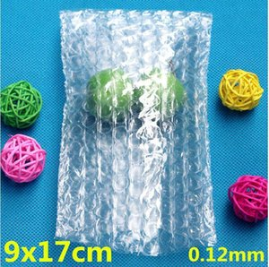 Thick Padded New plastic Wrap Envelope white Bubble packing Bags PE White clear bubble bag Shockproof bag double film bubble bag