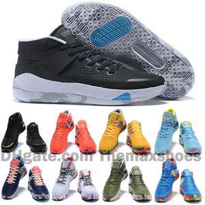 2020 KD3 Kevin Durant XIII KD13 À partir de basket-ball Blanc Noir Chaussures Hommes KD 13s 12 Qu'est-ce que la tante de Pearl Sport Sneakers Taille 40-46