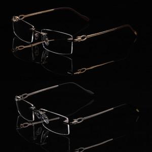 광학 프레임 패션 안경 프레임 남성 여성 처방 무테 안경 패션 상자와 T8100686 2020 안경 안경