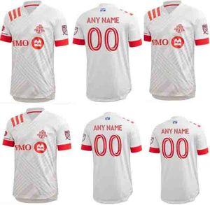 2020 le plus récent Toronto FC hommes Maillots de football 20 21 Altidore POZUELO Football Shirt 2021 Toronto MORROW BRADLEY football chemises d'uniformes