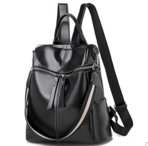 2019 women Both shoulders bag new style fashion bag @151