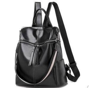 2019 women Both shoulders bag new style fashion bag @151