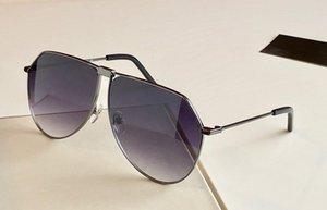 El diseñador de moda las gafas de sol 2248 gafas de marco completo para los hombres de alta calidad anti-UV400 gafas vienen con la caja original