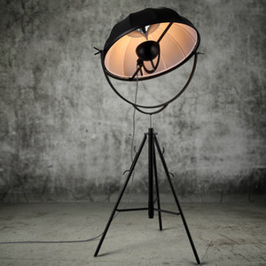 Moderna Fortuny Ornamenti lampada da terra Forma satellitare regolabile Lampada da terra Photo studio Soggiorno Fotografia Luce