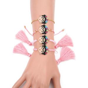 2019 Fashion new Frida gioielli Miyuki perline tessitura a mano braccialetto donna Produttore trasporto veloce