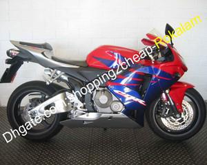 CBR600 RR Fairing Aftermarket Kit для Honda Shell CBR600RR F5 2005 2006 CBR 600RR 05 06 ABS мотоцикл красный синий серебристый (литье под давлением)