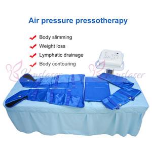 슬리밍 휴대용 림프 배수 presoterapia의 presotherapy 공기 압축 다리 공기압 마사지기