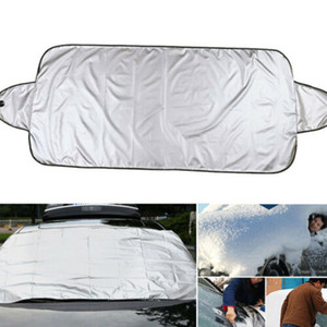 150 X 70cm Auto Windshield Winter Snow Car Covers Magnetic Waterproof Car Dust Snow Ice Frost Sunshade Protector Covers