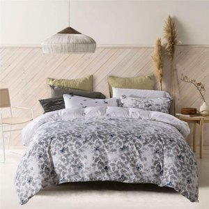 That Chinese Girl Recommends Comfortable Nordic Design Brief Bedding 2 3PCS SET With Duvet Cover Pillowcase