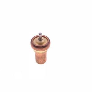 Envío gratis 4 unids / lote válvula termostática kit de válvula térmica 23698277 para tornillo válvula de control de temperatura del compresor de aire