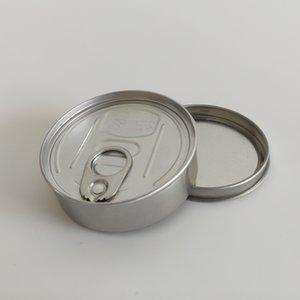 akıllı tomurcuk kutular gıda sınıfı depolama Teneke Kutu kuru ot konteyner kolay open end halka çekme sekmesi