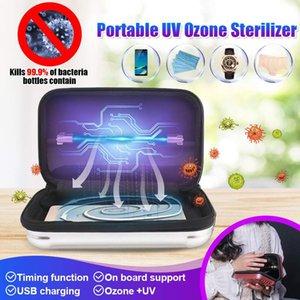 La ropa de uso doméstico de ozono UV Esterilizadores Biberón ropa interior Herramientas de belleza desinfección del gabinete de esterilización Box