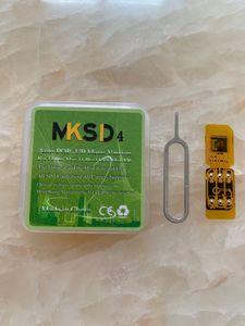 Cinco horas quentes ! MKSD4 gold max V6 v5 unlock ios13. 4. 1 Unlocking Sim Card Turbo para iphone11 pro max 11 pro XS XS MAX XR
