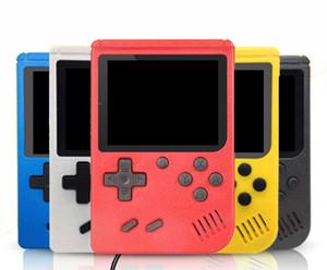 Giochi portatili console in grado di memorizzare 400 giochi Portable Video Game box Retro FC MODELLO PER Gioco del gioco di colore del regalo del giocatore a 8 bit per i bambini che PXP3
