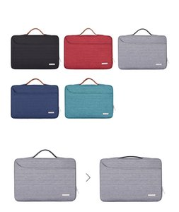 Laptop Bag Fashion Waterproof Canvas Notebook Bag Case Handbag for 13 inches MacBook Microsoft Surface Lenovo HP