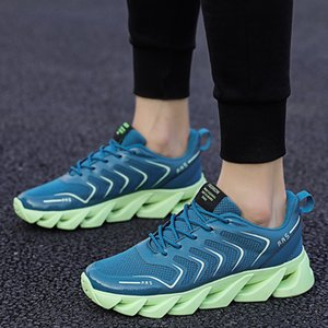 Breathable Running Shoes Light Men's Sports Shoes Summer Outdoor Comfortable Sneakers New Cool Youth Jogging Leisure
