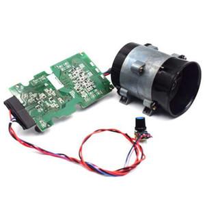 سيارة التوربينات الطاقة الكهربائية شاحن توربو Tan Boost Air Intake Fan + ESC 12V