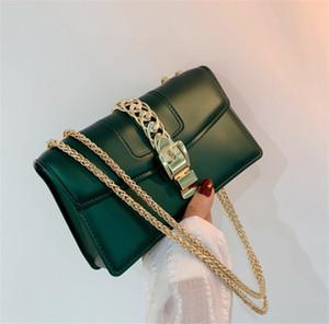 Hot Small Bags Square Bag Fashion Versatile Chain Shoulder Crossbody Bag PH-CFY20061021