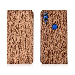Кора шаблон из натуральной кожи флип чехол для Huawei Honor 8X телефон чехол с держателем карты для Huawei Honor 8X телефон сумка с подставкой