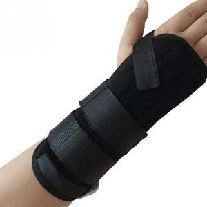 NOUVEAU poignet Brace Ajuster Wristband support Carpal Tunnel Respirant Splint Band Forearm
