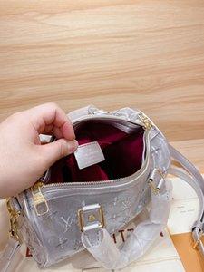 2020 New Women Bag Luxury canvas Crossbody Shoulder Bags Good Quality Designer Purses Ladies Handbag Size: Medium 25cm