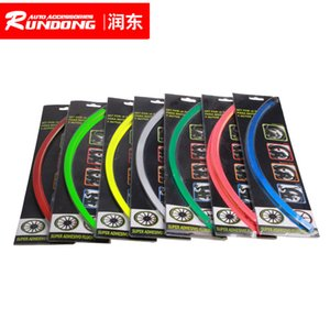 Car Wheel Reflective Stickers Car DIY Modified Stickers Car Motorcycle Wheel Reflective Stickers Supplies Wholesale