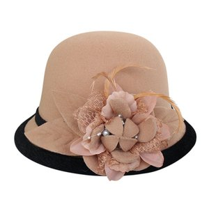 Women Fashion Beret French Style Painter Hat Cap Vintage Warm Party Top Hat bucket hats Casual Caps Female czapka chapeus