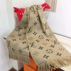 klassischer Kaschmirschal Marke Kaschmir Seil gewebt Schal Luxus Männer und Frauen Kaschmir-Schal 180 * 30cm