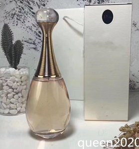 IN STOCK HOT SALE Classic Lady Perfume Jadore woman Perfume Spray EAU DE Parfum 100ml for women long lasting fragrance Free shipping