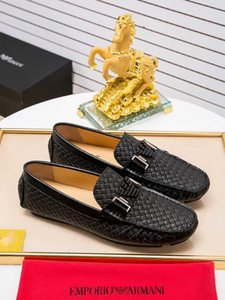 soft casual fashion and comfortable Men's leather Doug shoes fashion Causal shore V56G