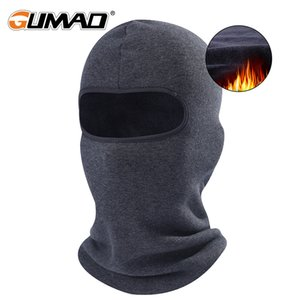Winter Outdoor Fleece Cycling Balaclava Full Face Mask Warmer Sport Sci Bike Bicicletta termica Snow Face Face Hat Cap cappuccio