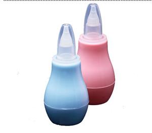 Bambino appena nato Bambini Nose aspiratore del bambino aspiratore nasale Infant Snot Sucker Vacuum Cleaner molle di punta di cura del bambino Prodotti del bambino Salute
