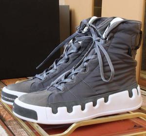 الجودة الساخن بيع عالي Y3 كايوا مصمم أحذية صفراء مكتنزة Yohji أحذية رجال موضة جديدة كور أسود أبيض أحمر عارضة حذاء رياضة مدرب 22 R3