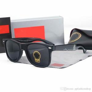 플라스틱 동물성 인쇄 안경 Mickeye 남녀 UV400 안경 3 색 2140 미터 네일 선글라스 도매