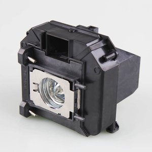 Free Shipping ELPLP60 Projector Lamp Bulb with Housing for Epson H381A H382A H383A H384A EB-96W EB-95 93H 93E EB-93 EB-905 426WI 425W