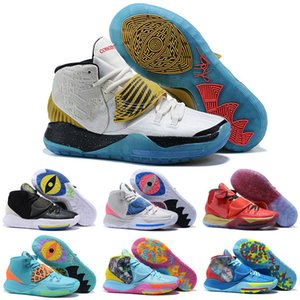 Kyrie 6 Heal The World for sales 6 men women City color Outdoor Basketball shoes store