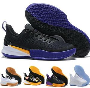 Hot Mamba Fokus EP Low-Basketball-Schuhe Sportartikel 2020 Basketball-Schuhe zum Verkauf Training Turnschuhe Signature Schuh immer Mamba Jings