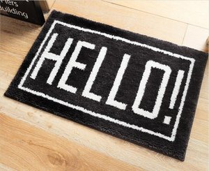 Carpets Living Roomand Rugs,keep cleaning , Home Style Soft Material, digital black and white ,cheap price,big
